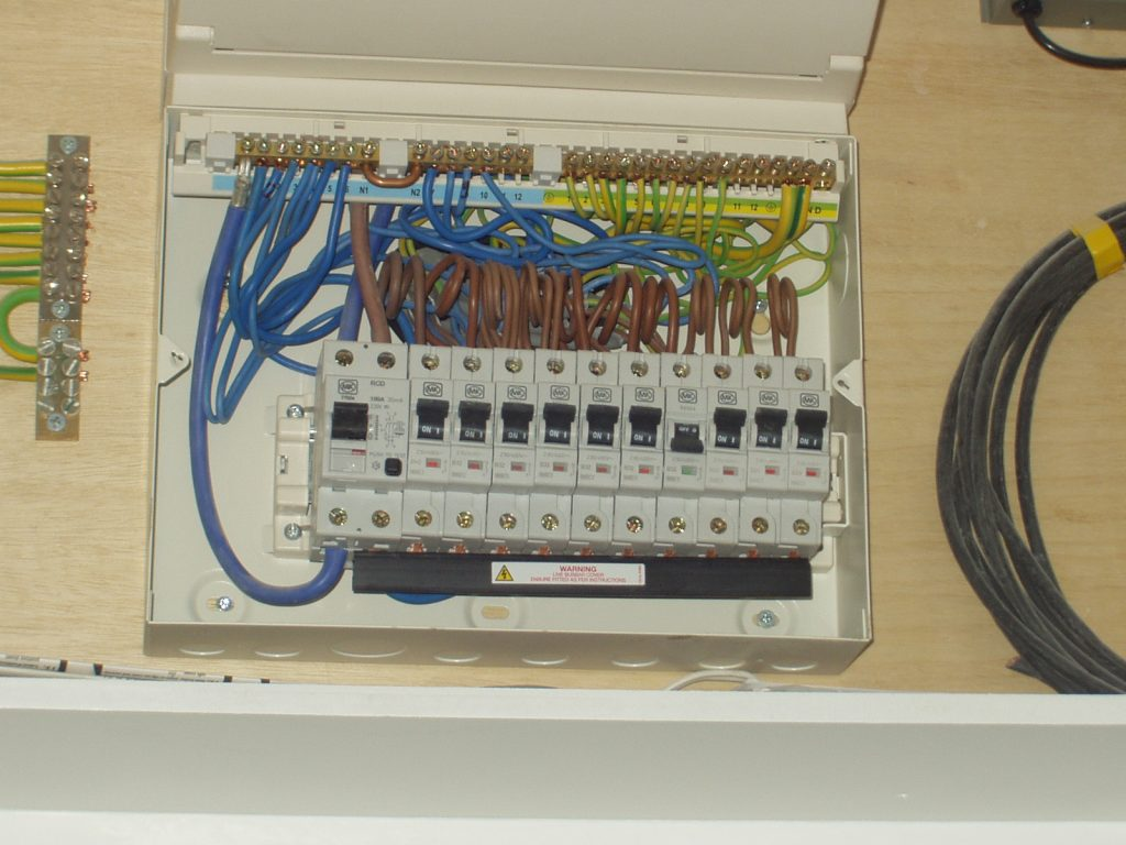 Avs electrical hans court electrical work1