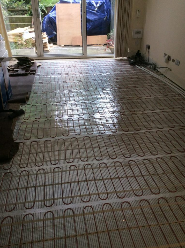 Avs electrical under floor heating1