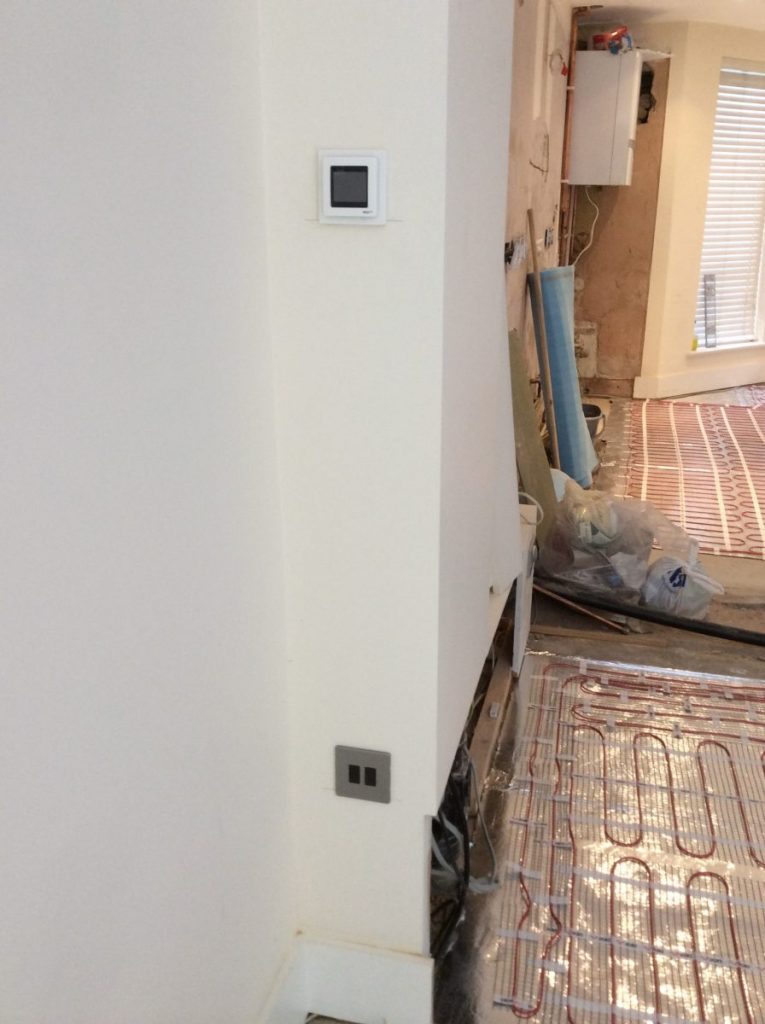 Avs electrical under floor heating11