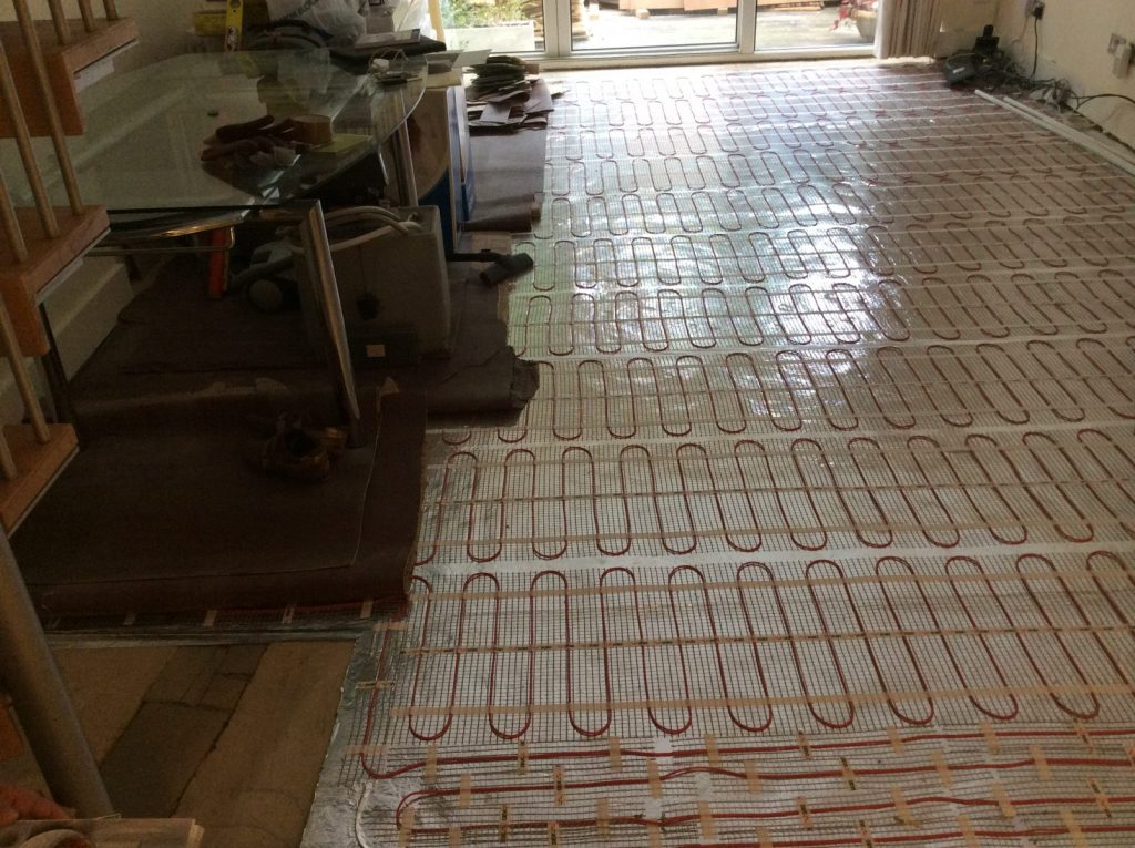 Avs electrical under floor heating3