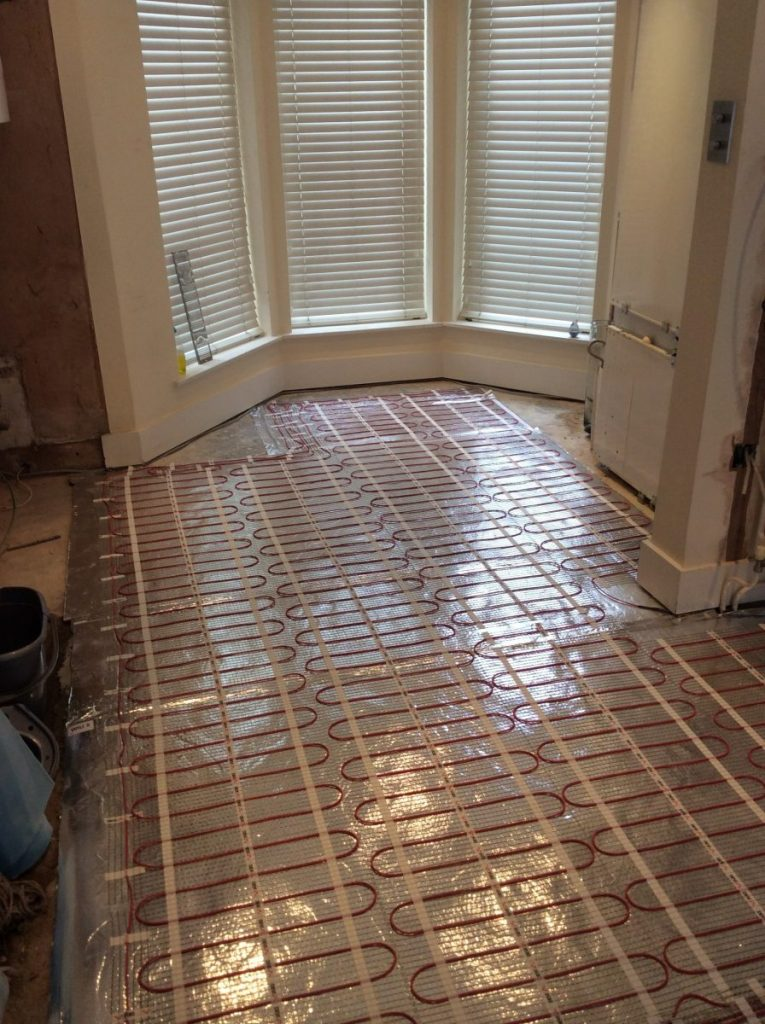 Avs electrical under floor heating9