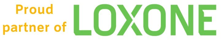 Proud partner of loxone